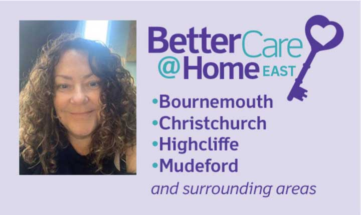 Joannah Better Care at Home contact